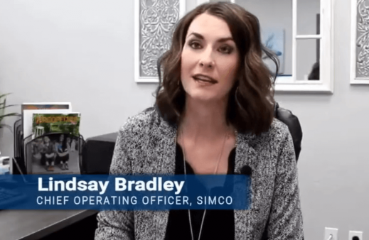 Lindsay Bradley at Simco